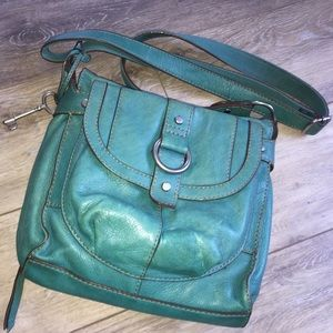 GORGEOUS vintage Fossil purse, in EUC! Must see!😍